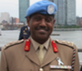 Brigadier General (Rtd) Ahamed Mohamed CPP