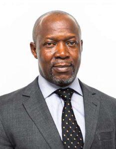 Lt Col (Rtd) Mathews Odongo Waria